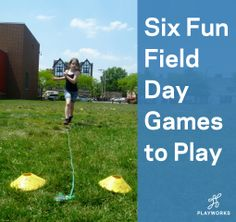 Field Day Games to Play