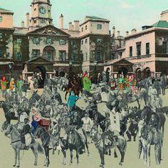 Peter Blake: Horses and Horsemen. 2012