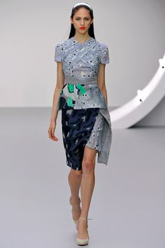 Michael van der Ham Spring 2013 RTW - Review - Fashion Week - Runway, Fashion Shows and Collections - Vogue - Vogue