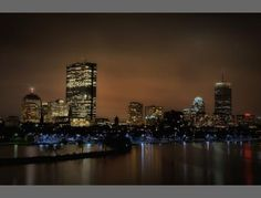City Lights #Kayak Tour. Revel in the best view of Boston's #skyline from a kayak on the Charles River. $60.00 #funsherpa