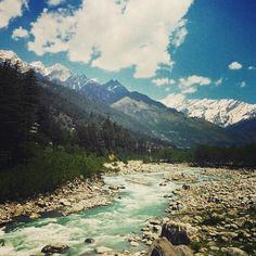 """Gardens say, Slow down, Look around you, Believe, Hope."" — Zoraida Rivera Morales  Image of #Manali by Manish Khanna"