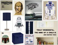 Star Wars Nursery / Bedroom