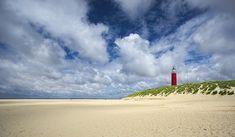 Texel, Faro, Mar Del Norte