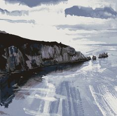Andy Lovell, The Needles.
