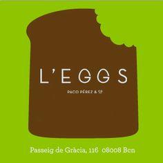 ¡Todos los domingos #LEGGS se viste de #Brunch! Ven a L'Eggs y disfruta de un domingo diferente.  Y recuerda que puedes aprovechar nuestro servicio de entretenimiento para niños de 3 a 11 años.  #Barcelona #PacoPerez #ConUnPar