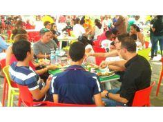 """Para un buen 'pescaíto' frito con sabor antillano no hay como la Plaza """"Sabores de El Chorrilllo"""" en ciudad Panamá."""