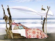 beachcomber: beach bed  30media.tumblr