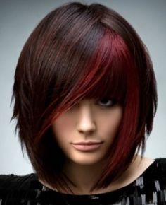 I love this color and cut