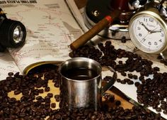 Did you know???  Coffee was originally called 'Arabian Wine' when it was first brought to Europe...