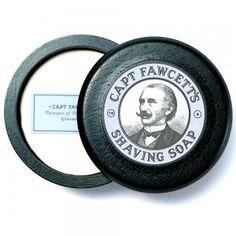 Mydło do golenia - Captain Fawcett 100g