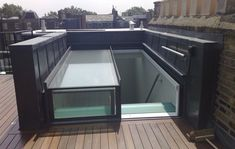 GV Sliding Box Rooflights by Glazing Vision Europe | Archello