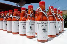 coed baby bbq... bbq sauce for thank u's