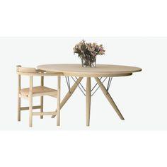 PP MØBLER - PP75 Spisebord Dining Bench, Furniture, Design, Home Decor, Decoration Home, Table Bench, Room Decor, Home Furniture, Interior Design