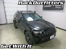 This complete multi-purpose base roof rack is for the2011 to 2015* Jeep Grand Cherokee 5Door SUVincludes models equipped with a sunroof. System includes two load bars, four feet and the complete v