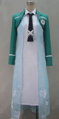 Onecos the Irregular At Magic High School Shiba Miyuki Cosplay Costume ** Find out more about the great product at the image link.