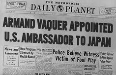 Armand's Rancho Del Cielo: Ambassadorship To Japan?