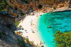 7 playas en Cerdeña que parecen sacadas del paraíso