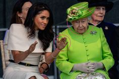 Body Language Experts Analyze Meghan Markle's Relationship With the Royal Family goodhousemag Ursula, Lose Weight, Weight Loss, Military Diet, Lead The Way, Queen Elizabeth Ii, Body Language, Meghan Markle, How Are You Feeling