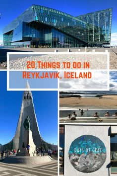 A Quick Guide to 20 Things to Do in Reykjavik, Iceland