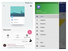 MaterialUp for materialup.com Android App