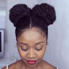 ***Try Hair Trigger Growth Elixir*** ========================= {Grow Lust Worthy Hair FASTER Naturally with Hair Trigger} ========================= Go To: www.HairTriggerr.com =========================      Gotta Love These Cute Double Buns!