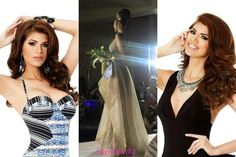 Keysi Marie Vargas is Miss Mundo de Puerto Rico 2015