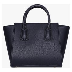 Black Faux Leather Braided Tote Mini Bag ($100) ❤ liked on Polyvore featuring bags, handbags, tote bags, woven tote bags, mini handbags, faux leather handbags, vegan tote bag and vegan tote