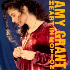 My first Amy Grant album. Now I have every one. I have been a huge fan for 20 years!