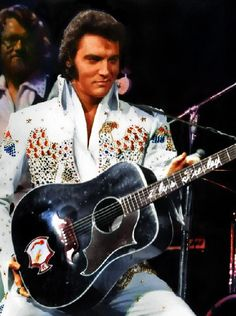 Elvis Presley Photos In 1977