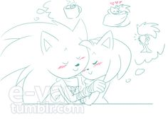 Sonic Funny, Sonic 3, Sonic And Amy, Shadow The Hedgehog, Sonic The Hedgehog, Sonamy Comic, Sonic Unleashed, Sonic Franchise, Sonic Adventure