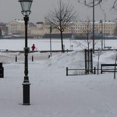 Ice breakers in Helsinki