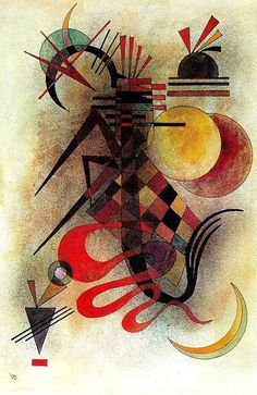 바실리, 칸딘스키, Wassily Kandinsky Wassily Kandinsky, Abstract Words, Abstract Art, Abstract Expressionism, Art History, Cool Art, Illustrations, Fine Art, Artwork
