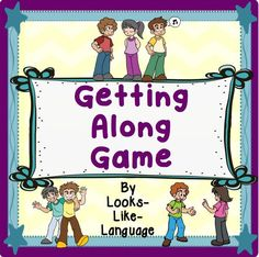 Talk about what friends and family like, qualities that are nice or not, and use problem solving and perspective taking skills in this fun game. $