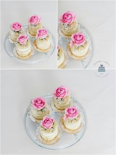 Wedding Mini naked cakes