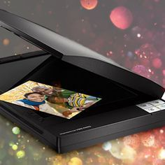 Top 5 Photo Scanners | PC Magazine --This would be nice to offer patrons