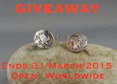 Jewelry Designer Blog. Jewelry by Natalia Khon: Giveaway of silver earrings