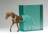 Ben Young Glass Artist Sydney, Australia