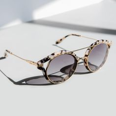 Sonix Sunnies - Preston Milk Tortoise - SHOP