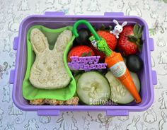 Bunny Bento ~ Becoming A Bentoholic