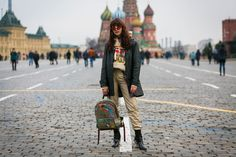 Street Style: The Best Looks from Around the World - Vogue