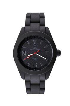 Black ToyWatch on sale at  www.caratsfinejewelryandwatches.com