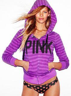 Ruched-front Bikini - Victoria's Secret Pink?- - Victoria's Secret