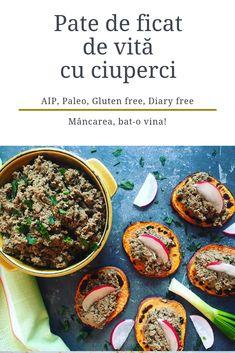 Aip Diet, Hummus Recipe, Ratatouille, Recipies, Toast, Gluten, Ethnic Recipes, Food, Sweets