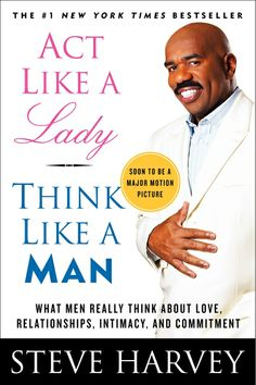 """Act Like a Lady, Think Like a man"" is available at all Diwan branches for 112 L.E.     An invaluable self-help book that can empower women everywhere to take control of their relationships. , sharing his wealth of knowledge, insight, and no-nonsense advice for every good woman who wants to find a good man or make her current love last."