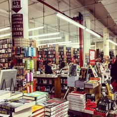 12 Of The Biggest Bookshops In The World For When You Want To Lose Yourself In Literature