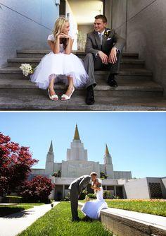 The LDS Bride: Oakland, California, LDS Temple Wedding: Rachel and Tim
