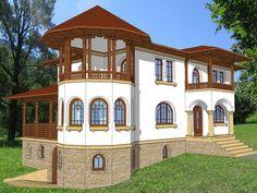 case cu bun gust Romanian style tasteful houses 8