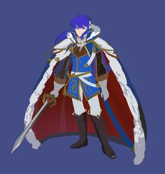 Fire Emblem 4, Genealogy, Video Game, Princess Zelda, War, Fan Art, Japan, Anime, Fictional Characters