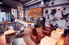 addicted to rock//Vienna//shop design//bar//restaurant Lokal, Restaurant Bar, Vienna, Conference Room, Rock, Store, Table, Design, Furniture