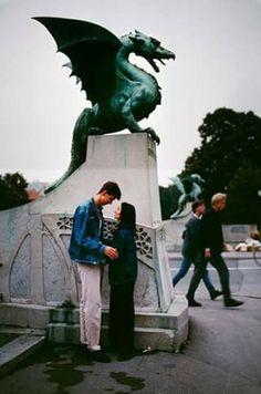 Ljubljana 1989. Steve McCurry